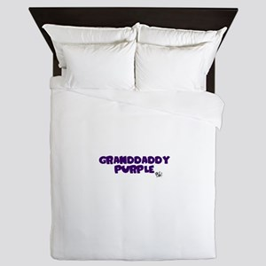 Granddaddy Purple Queen Duvet