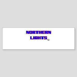 Northern Lights Sticker (Bumper)