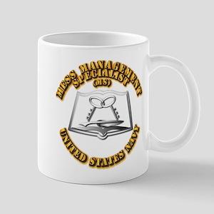 Navy - Rate - MS Mug