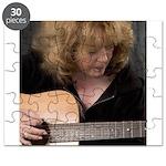 FocusGuitarCroped8x8 Puzzle