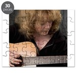 FocusGuitarCroped8x8 Puzzle