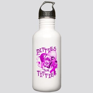 Pitties for Titties Stainless Water Bottle 1.0L