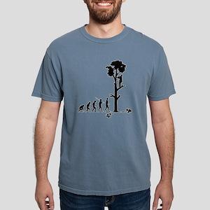 Tree-Trimmer2 Mens Comfort Colors Shirt