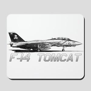 F14 Tomcat Mousepad