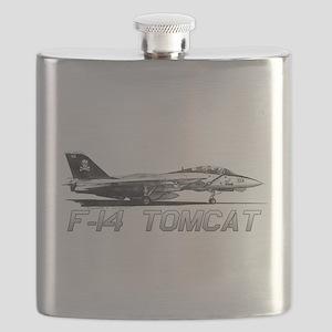 F14 Tomcat Flask