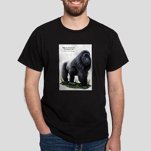 Mountain Gorilla Dark T-Shirt