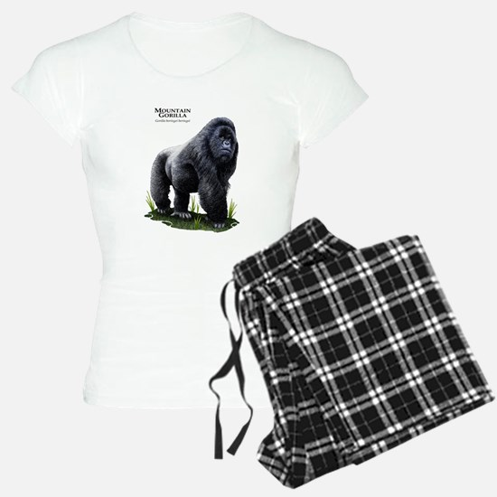 Mountain Gorilla Pajamas