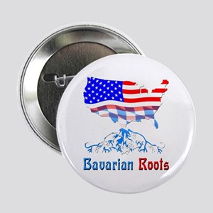 """American Bavarian Roots 2.25"""" Button"""