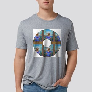 tantracd_disc Mens Tri-blend T-Shirt