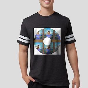 tantracd_disc Mens Football Shirt