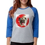 8.png Womens Baseball Tee