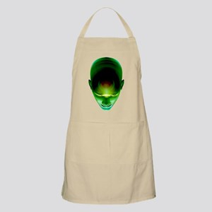 Green Head Apron