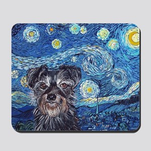 """Starry Night Cruiser"" Mousepad"