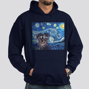 """Starry Night Cruiser"" Hoodie (dark)"