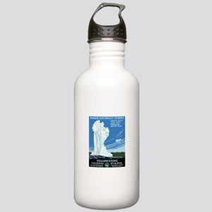 YELLOWSTONE7 Stainless Water Bottle 1.0L