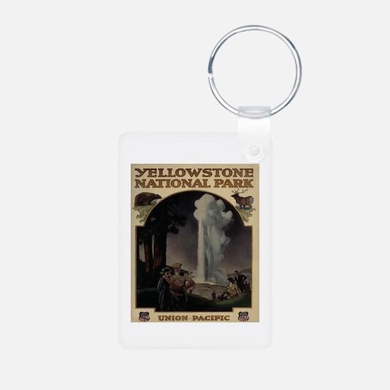 YELLOWSTONE5 Keychains