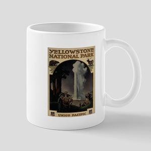 YELLOWSTONE5 Mug