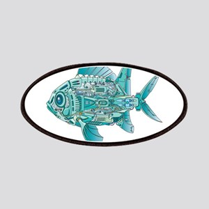Robot Fish Patches
