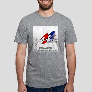 Air Aster Aerobatics Mens Tri-blend T-Shirt