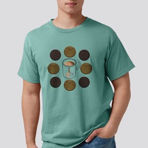3-cup Mens Comfort Colors Shirt