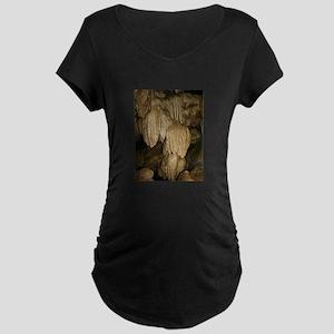 oregon caves Maternity Dark T-Shirt