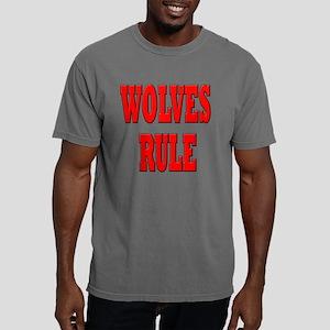 wolves-rule Mens Comfort Colors Shirt