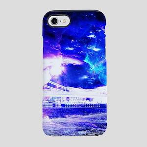 Ad Amorem Amisi Amethyst Sapph iPhone 7 Tough Case