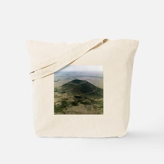 CAPULIN VOLCANO national,park Tote Bag