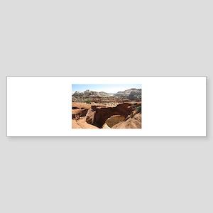 capitol reef Sticker (Bumper)