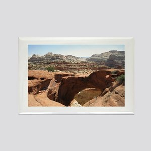 capitol reef Rectangle Magnet