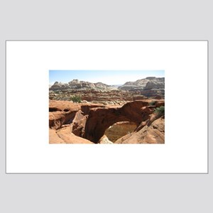 capitol reef Large Poster