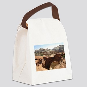 capitol reef Canvas Lunch Bag
