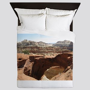 capitol reef Queen Duvet
