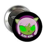 Alien Neko Logo Button