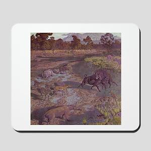 badlands Mousepad