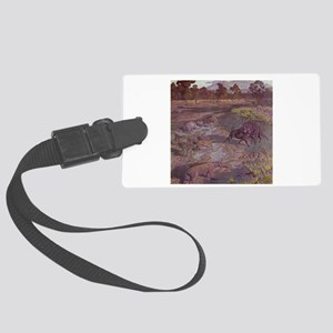 badlands Large Luggage Tag