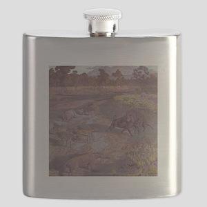 badlands Flask