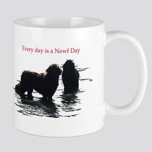 Every day is a Newf Day Mug