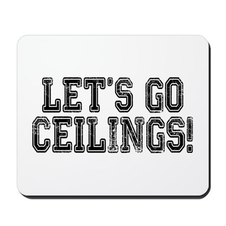 Ceiling Fan Costume Mousepad