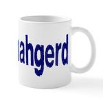 Ermahgerd! Its mah fevert thing ta seh! Mug