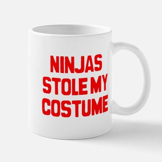 Ninjas Stole My Costume Mug