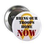 """Bring Troops Home 2.25"""" Button (10 pack)"""