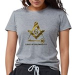 LOS77gmo copy Womens Tri-blend T-Shirt