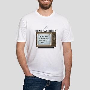 Dear Facebook T shirt
