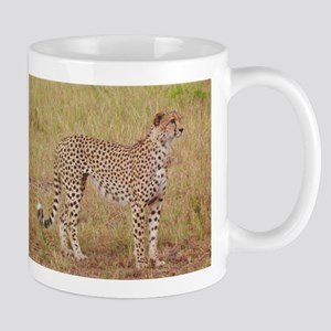 cheetah brother kenya collection Mug