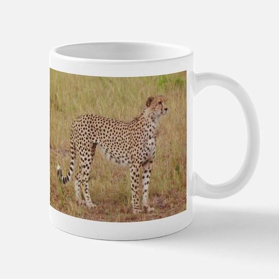 cheetah brother kenya collection Mug