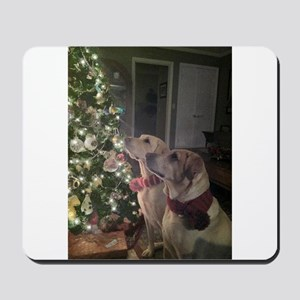 Labrador Holiday Mousepad