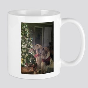 Labrador Holiday Mug