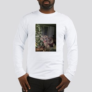Labrador Holiday Long Sleeve T-Shirt