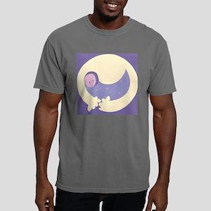 moon_cradled_baby Mens Comfort Colors Shirt